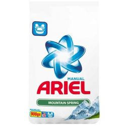 Ariel detergent manual 900g 3D Actives, 15 spalari