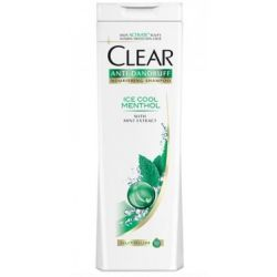 Clear sampon Ice Cool Menthol Woman 400ml