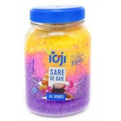 Toji sare de baie 1000g All Senses