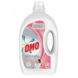 Omo detergent lichid 2l Ultimate Sensitive, 40 spalari