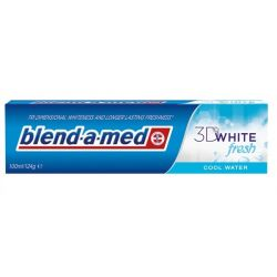 Blend-a-Med pasta de dinti 100ml 3D White Cool Water