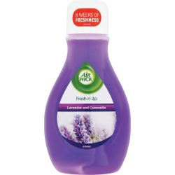 Odorizant camera lichid Air Wick Fresh n Up Lavender and Camomile 375ml
