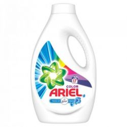 Ariel detergent lichid Color Touch of Lenor 935ml, 17 spalari