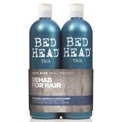 Set cadou BED HEAD TIGI Rehab for hair sampon&balsam 750ml
