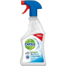 Dettol solutie antibacteriana surface cleanser 750 ml
