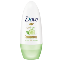 Dove antiperspirant Roll On 50ml Cucumber