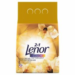 Lenor detergent rufe automat 2kg Gold Orchid Color 2in1, 20 spalari