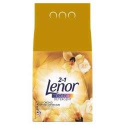 Lenor detergent rufe automat 4kg Gold Orchid Color 2in1, 40 spalari