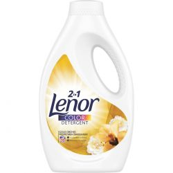 Lenor detergent rufe lichid 2in1 1.1L, Gold Orchid Color, 20 spalari
