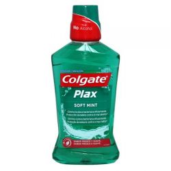 Colgate apa de gura 250ml Plax Soft Mint