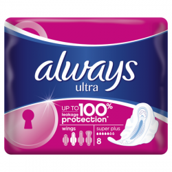 Always absorbant 8buc Super Plus