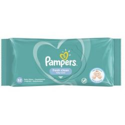 Pampers servetele umede Baby Fresh Clean 52buc
